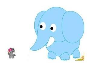 世界动物食量之最-老鼠和大象PK