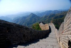 世界最长的城墙——中国万里长城