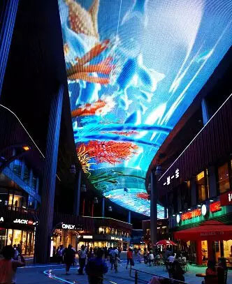 世界之最科技汇集LED灯