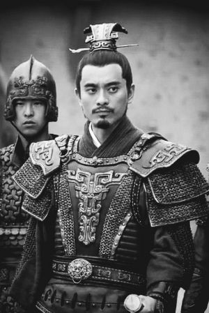 史上最猛大将军-陈龙打破传统印象的武将