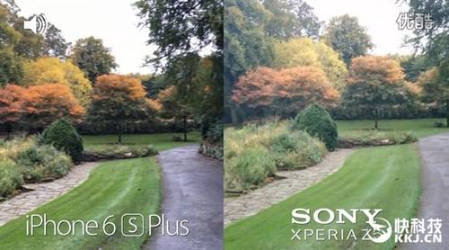 史上最好摄像头索尼Z5 PK iPhone 6S 拍照效果哪个更