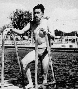 史上最早参加奥运会比赛的中国运动员-刘长春(