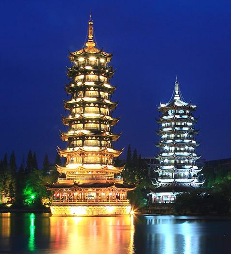 世界最高全钢结构发射塔-河南观光广