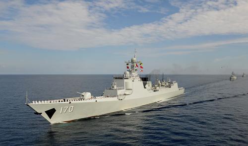 中国最深、面积最大的海是那个?-南海面积约为350万平方千米