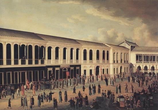 史上最牛-中国清朝广州人(伍秉)从十三行做到世界首富