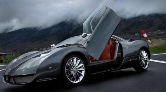 世界上最贵豪华跑车排行榜前10辆 名车拉风!奢侈