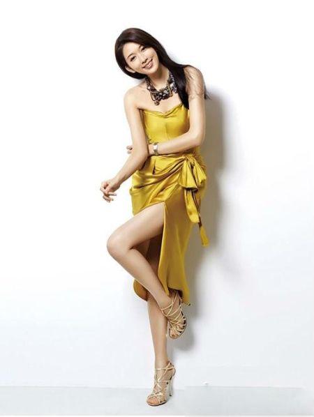 中国娱乐榜上十大最美长腿归属女明星
