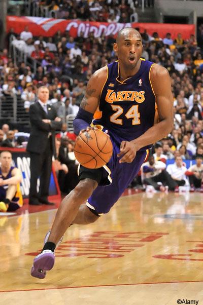 NBA全明星篮球比赛最多项纪录-科比·布莱恩特