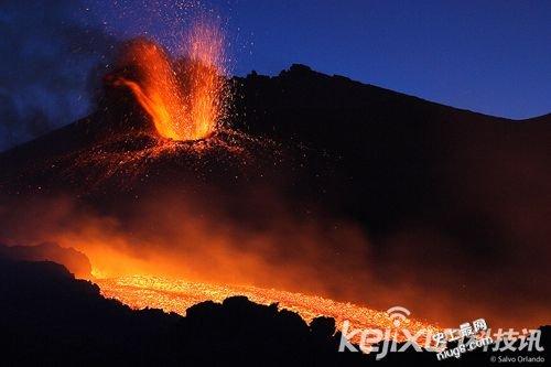 世界十大最美丽火山(图文)旅游最佳选择地