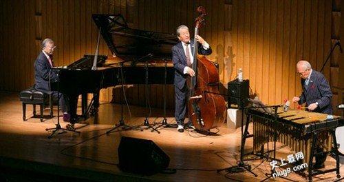 史上最高、酷、怪诞、独特的-日本关西的爵士乐队Golden Senior Trio