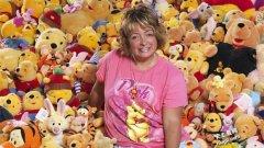 世界上最大规模的布娃娃维尼小熊纪