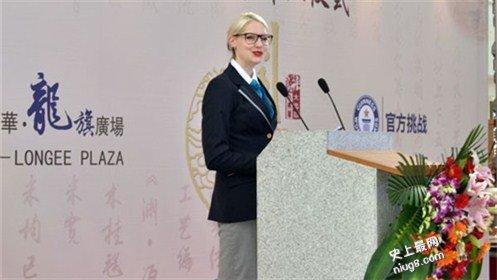 世界最大的挂毯-中国传统文化艺术向全世界传播