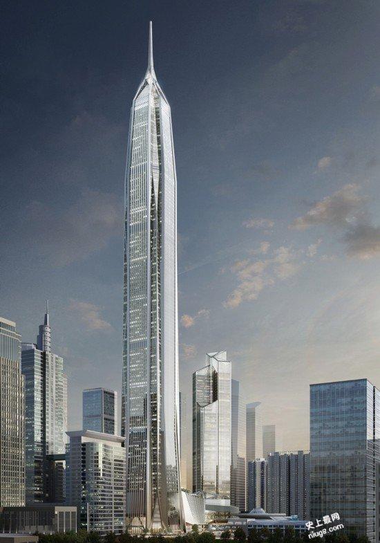 2016年世界上最高十大新建摩天高楼大厦 中国领最