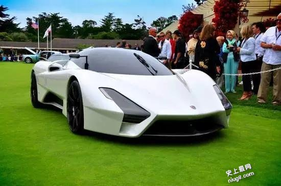 世界上最快的量产超级跑车SSC Ultimate Aero是什么样