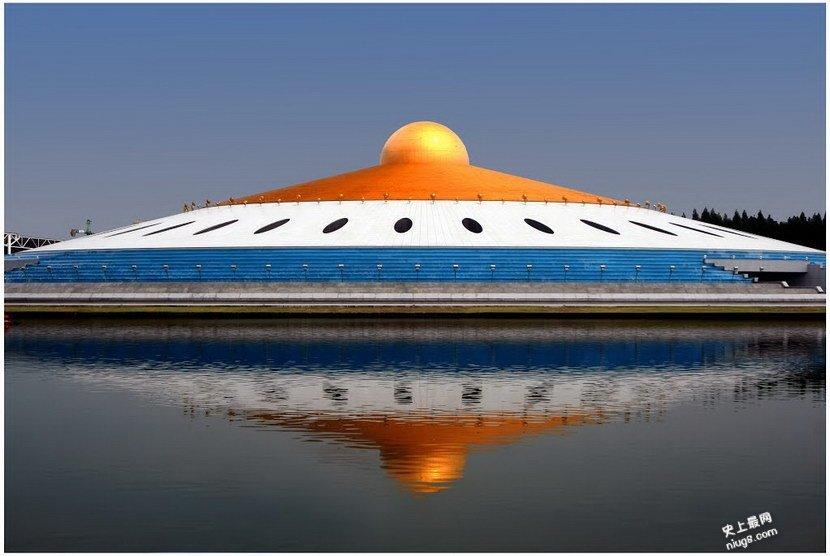 全球最大佛寺-最壮观的泰国法身寺