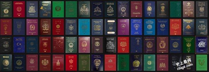 世界上最好护照前10名和最不好用的10名