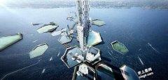 """东京将要建超级摩天楼*名叫""""天空英"""
