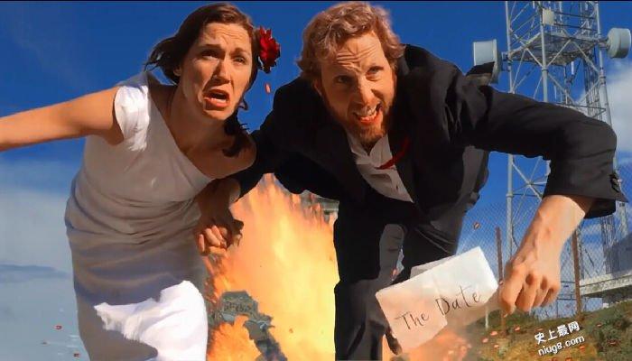 史上最牛最创意婚礼请柬视频,让人羡慕嫉妒恨啊