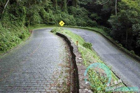 全球十条最危险公路