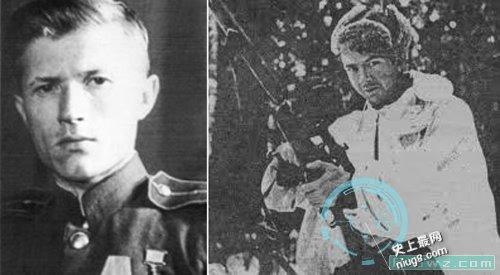 历史上十大最厉害狙击手