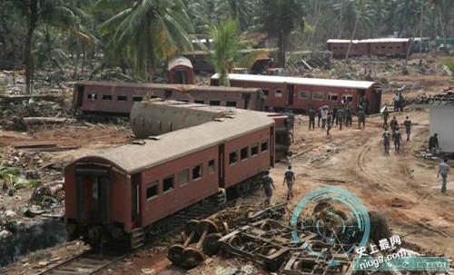 世界十大火车事故却让人心惊胆战