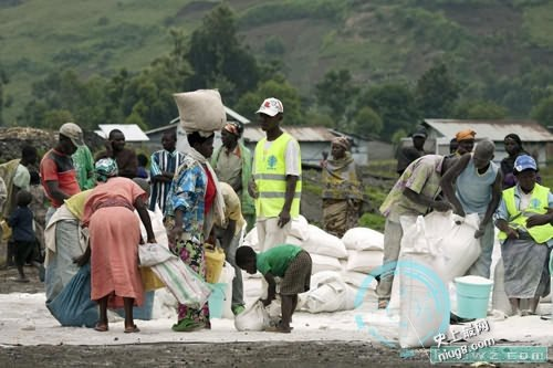 世界十大最穷的国家排名