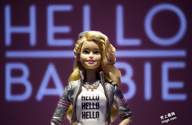 史上最先进的芭比娃娃可做你闺蜜
