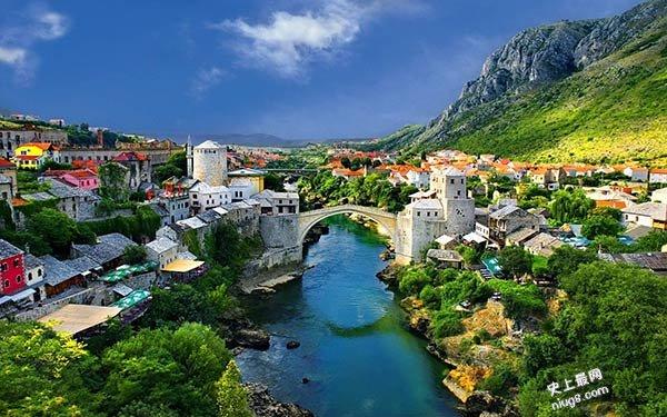 世界十座梦幻桥梁,有着十分奇妙的风景