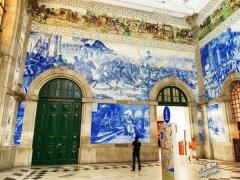 世界最靓最美车站(葡萄牙圣本笃车