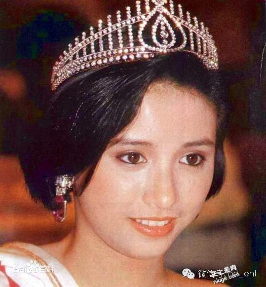 史上最上镜港姐 30年依然年轻貌美已称超级美魔女