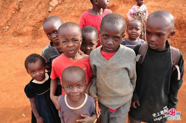 非洲最大贫民窟基贝拉 被遗忘的一群人们