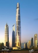 """世界高楼排行榜第三,中国最高 632米""""上海塔""""将启用"""