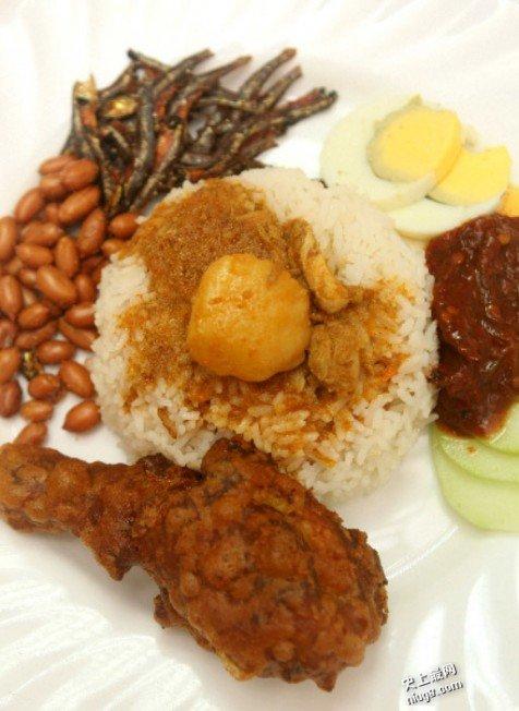 全球10大最健康的早餐 大马椰浆饭入选