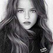 世界最美少女-俄罗斯9岁国际超模f