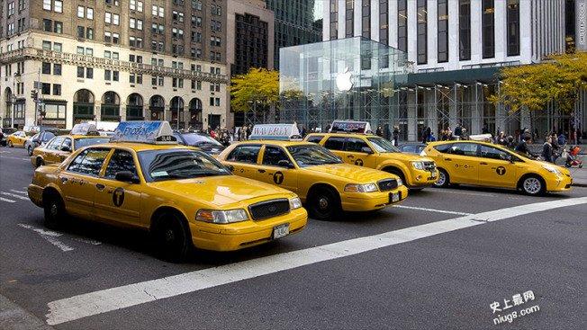纽约市新出台的规定:的哥不准与乘客调情