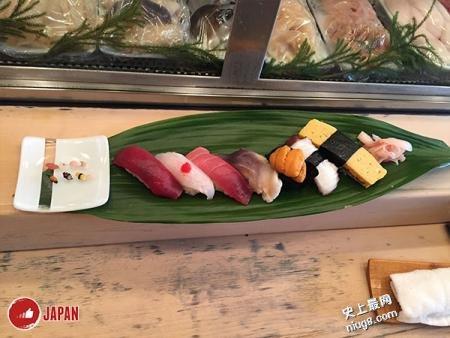 【千奇百趣】东京发现全世界最细寿司