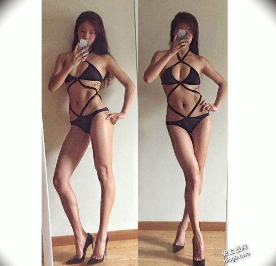 """史上最给力大PK:巴西美臀小姐PK""""中国最美腰臀""""姜黎明"""