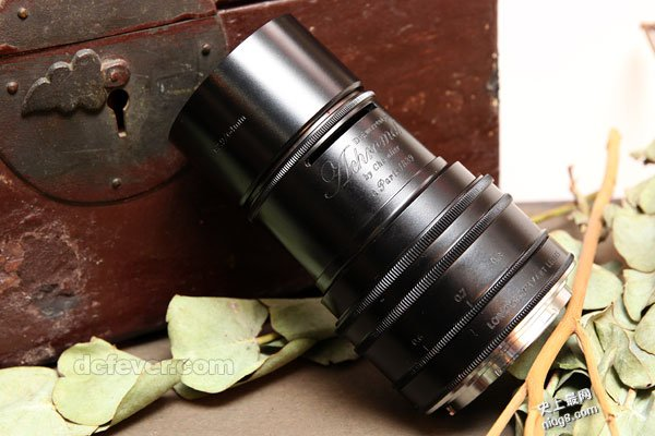 史上第一支光学镜头复活