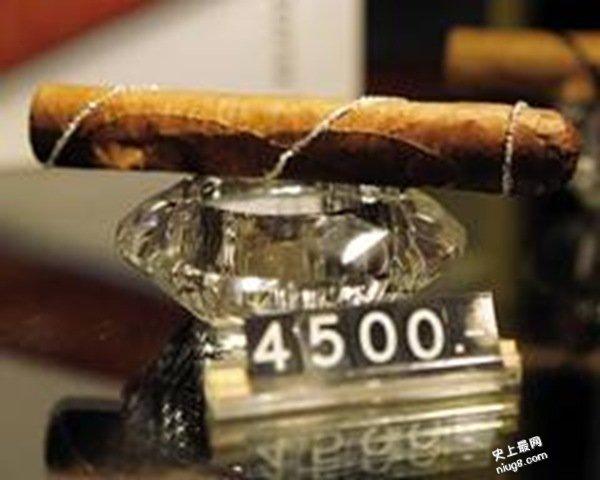 世界上最貴的煙 Behike雪茄煙