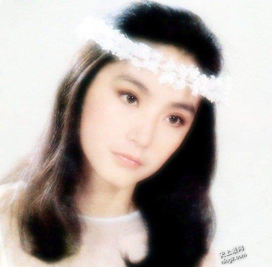 中國娱乐圈十大最美的女人排行榜