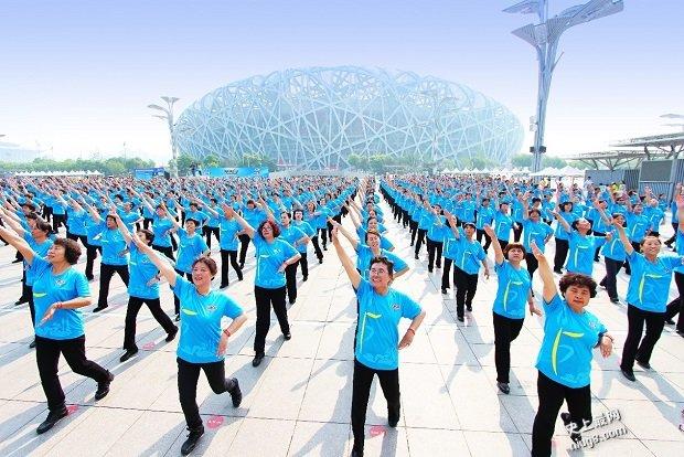 最大规模排舞,2016多力万人健身广场舞大型活动