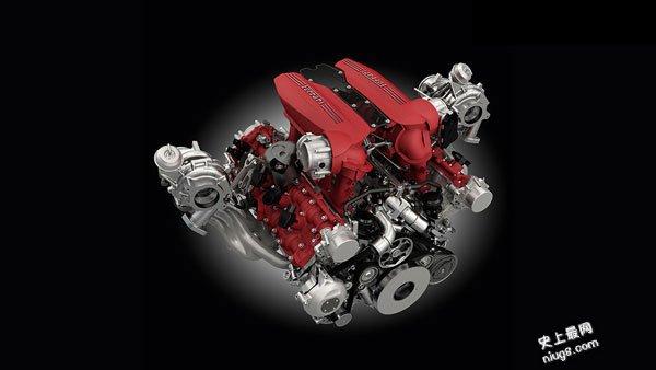 法拉利新V8引擎赢得年度最佳高性能引擎及最佳新引擎大奖