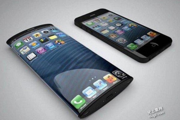 明年iPhone 将採双曲面萤幕技术?