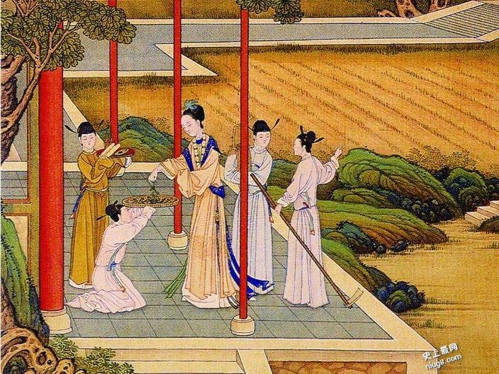 盘点中国宫廷减肥秘方(效果杠杆嘀)