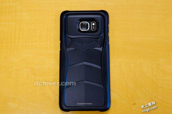 黑夜之神机!三星Samsung Galaxy S7 Edge Batman Edtion 开箱