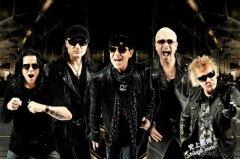 广州北京站演唱会2016蝎子乐队(Scorpions)50周年回归永恒巡回演唱