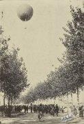 中国最早的航拍 八国联军烽烟后的京津