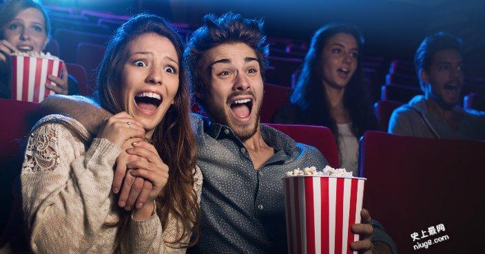 看恐怖电影的确能暂时减压??