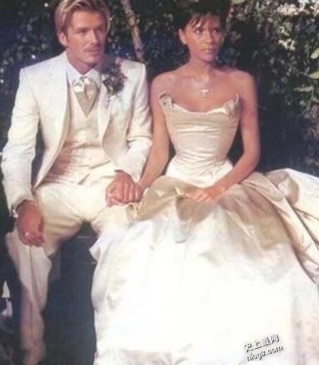 世界上最好男人:貝克漢姆與維多利亞的結婚紀念日曬恩愛照