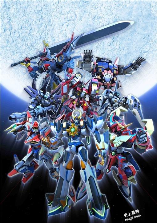复活啦!超级机器人大战OG繁中版